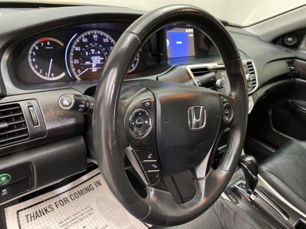 2015 Honda Accord for sale Houston TX