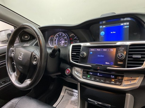 cheap used 2015 Honda Accord for sale