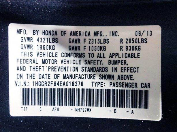 Honda Accord cheap for sale near me