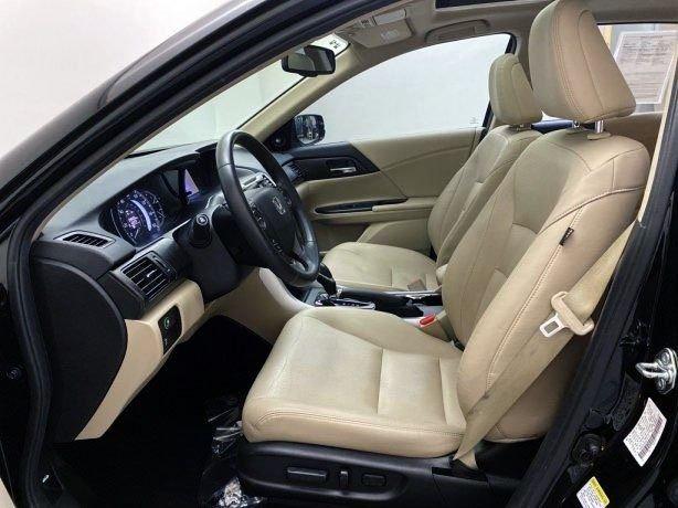 used 2015 Honda Accord for sale Houston TX