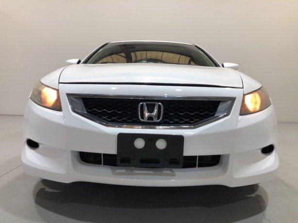 Used Honda for sale in Houston TX.  We Finance!