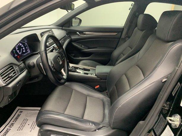 used 2018 Honda Accord for sale Houston TX