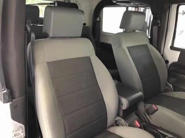 2010 Jeep Wrangler Rubicon