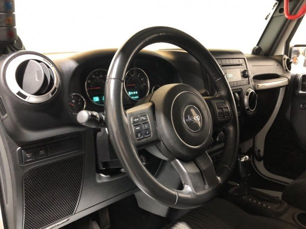 2011 Jeep Wrangler for sale Houston TX
