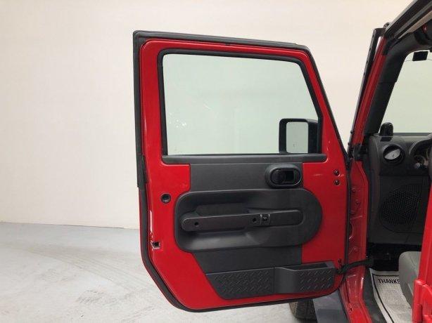 used 2010 Jeep Wrangler