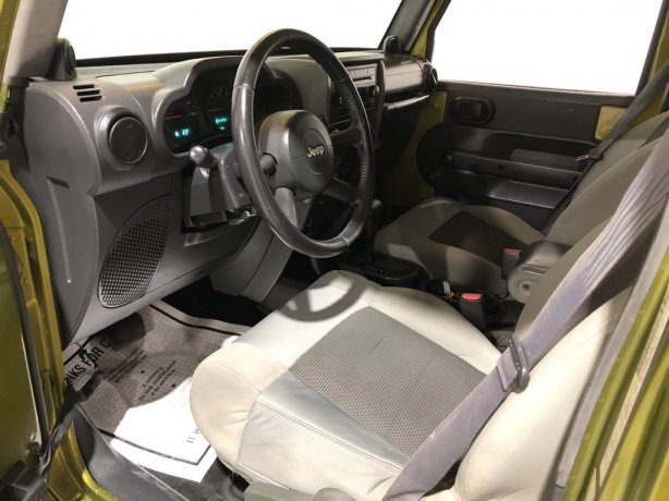 2008 Jeep Wrangler for sale Houston TX