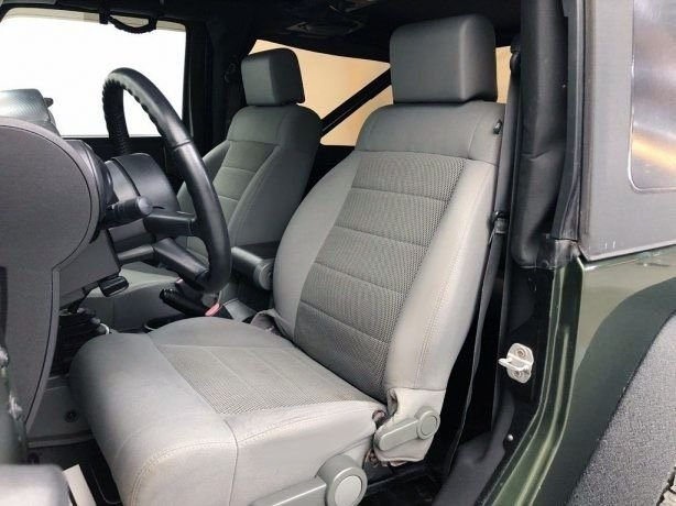 used 2008 Jeep Wrangler for sale near me