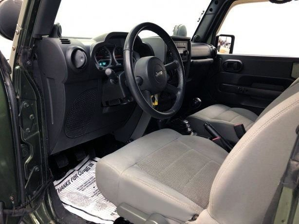 used 2008 Jeep Wrangler for sale Houston TX