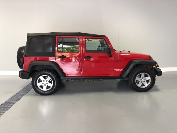 Jeep Wrangler for sale near me