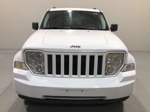 Used Jeep Liberty for sale in Houston TX.  We Finance!