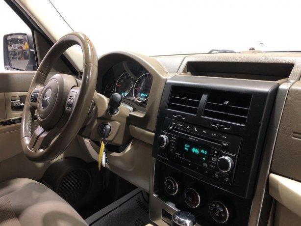 cheap Jeep Liberty for sale Houston TX