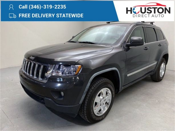 Used 2011 Jeep Grand Cherokee for sale in Houston TX.  We Finance!