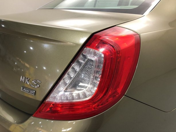 used Lincoln MKS for sale near me