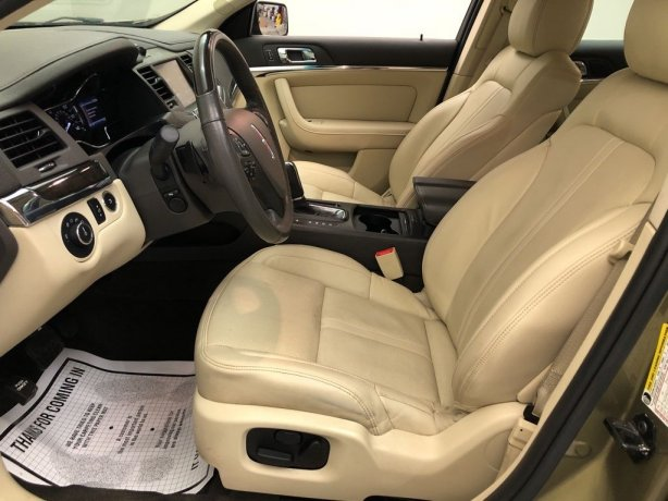 used 2013 Lincoln MKS for sale Houston TX