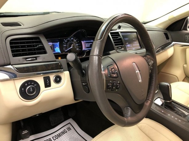 2013 Lincoln MKS for sale Houston TX