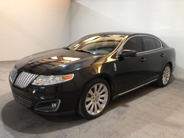 Used 2011 Lincoln MKS for sale in Houston TX.  We Finance!