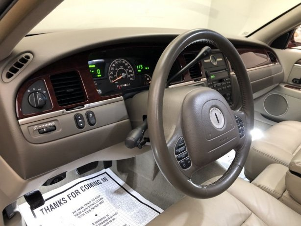 2004 Lincoln Town Car for sale Houston TX
