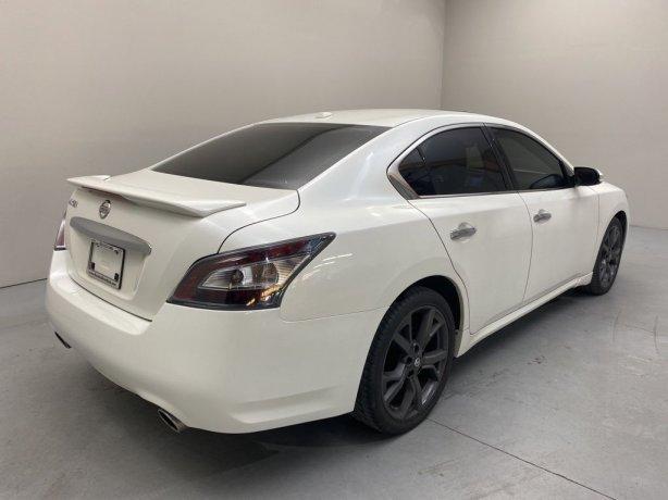 used Nissan Maxima