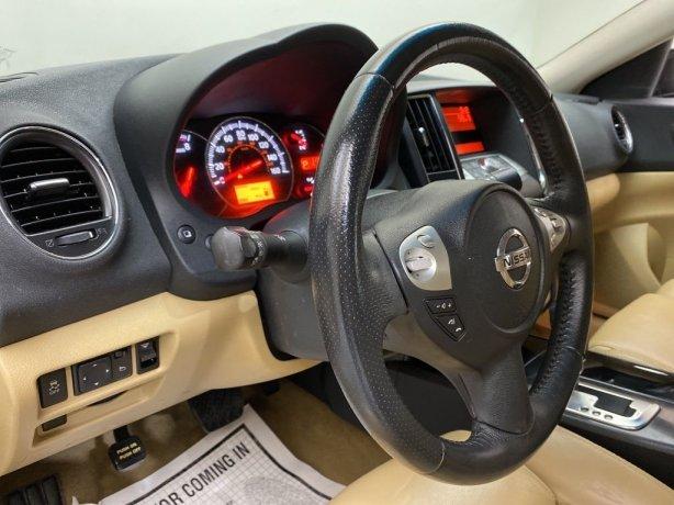 2011 Nissan Maxima for sale Houston TX