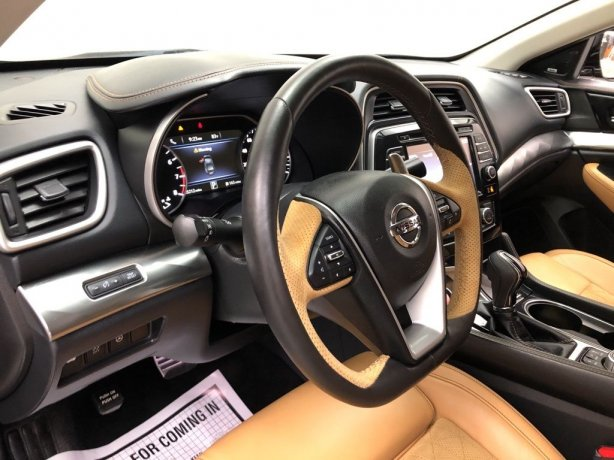 2017 Nissan Maxima for sale Houston TX