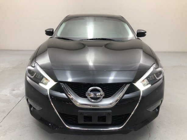 Used Nissan Maxima for sale in Houston TX.  We Finance!