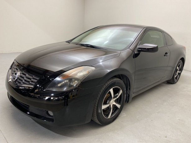 Used 2009 Nissan Altima for sale in Houston TX.  We Finance!