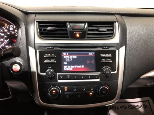 cheap used 2016 Nissan Altima for sale