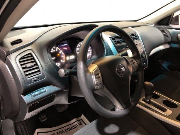 2015 Nissan Altima for sale Houston TX