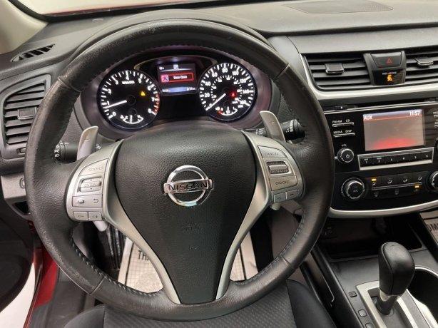 2017 Nissan Altima for sale Houston TX