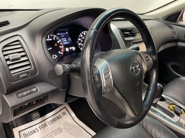 2013 Nissan Altima for sale Houston TX