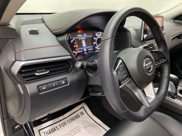 used 2020 Nissan Altima for sale Houston TX