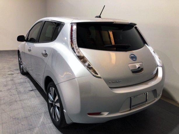 Nissan Leaf for sale near me