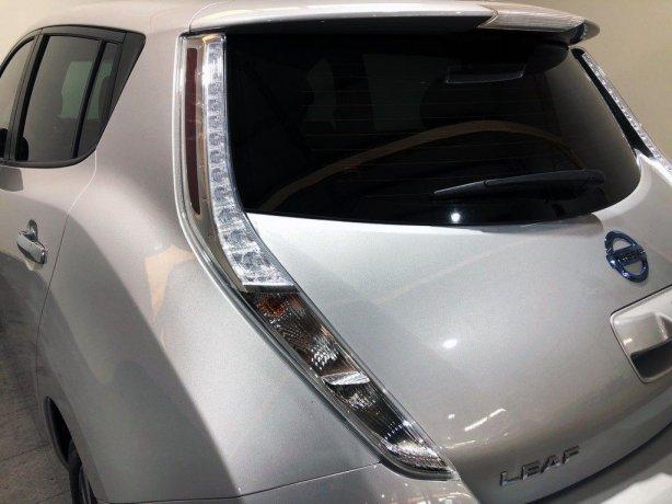 used 2016 Nissan Leaf for sale