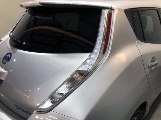 used Nissan Leaf for sale near me