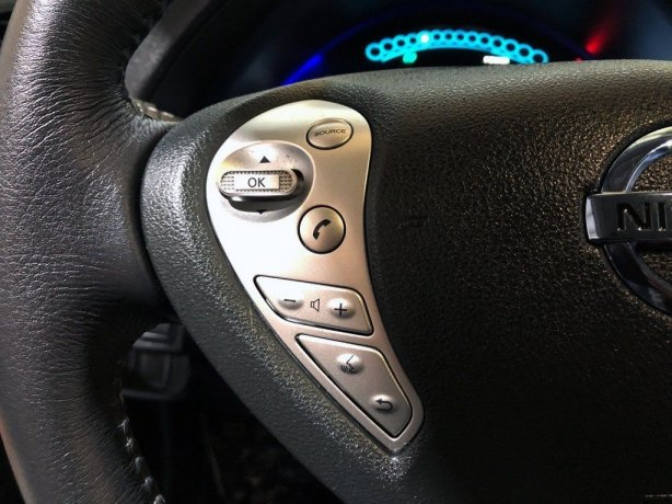 used Nissan Leaf for sale Houston TX