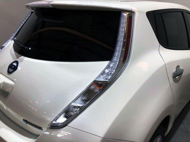 used 2017 Nissan Leaf