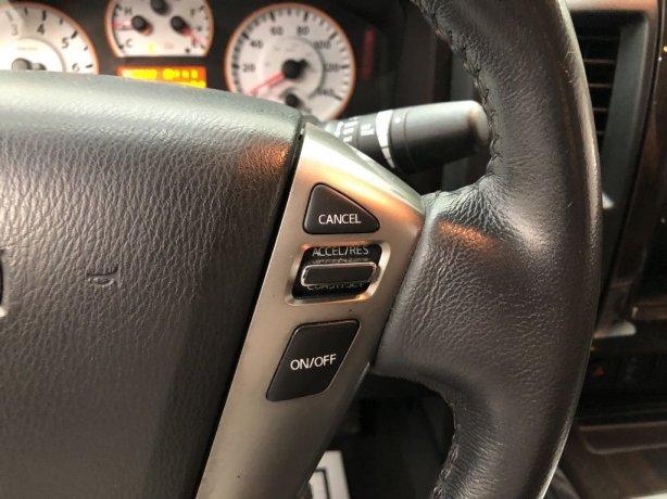 used Nissan Titan for sale Houston TX