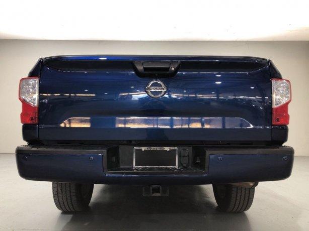 2017 Nissan Titan for sale