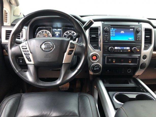 2017 Nissan Titan for sale near me
