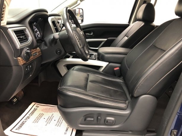 used 2017 Nissan Titan for sale Houston TX