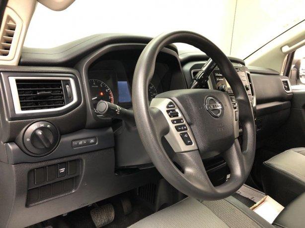2017 Nissan Titan for sale Houston TX
