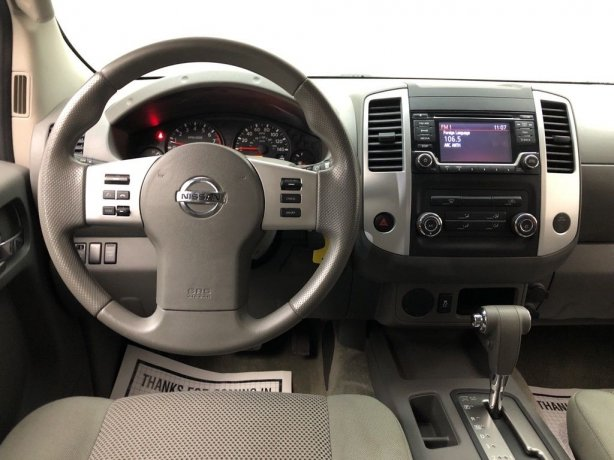 used 2015 Nissan Frontier for sale near me