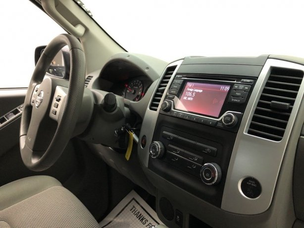 cheap Nissan Frontier for sale Houston TX