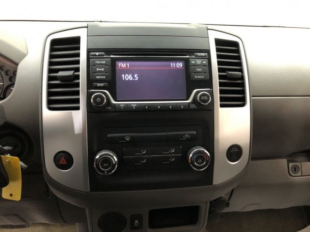 used Nissan Frontier for sale Houston TX
