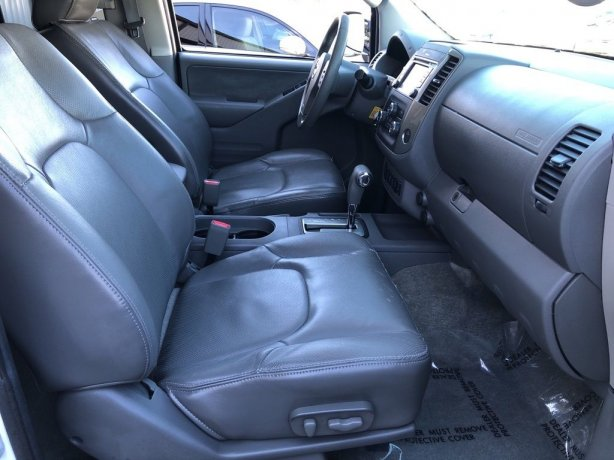cheap used 2015 Nissan Frontier for sale