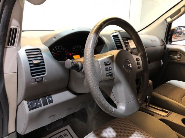 used 2014 Nissan Frontier for sale Houston TX