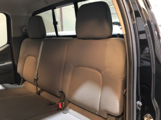 2014 Nissan Frontier for sale Houston TX