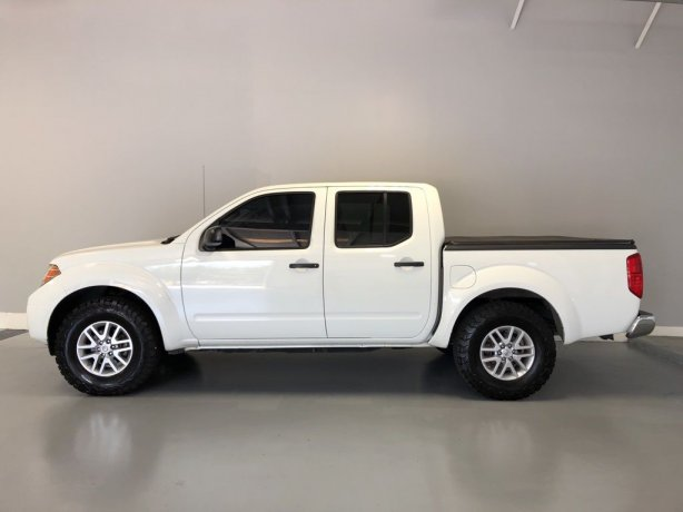 2015 Nissan Frontier for sale