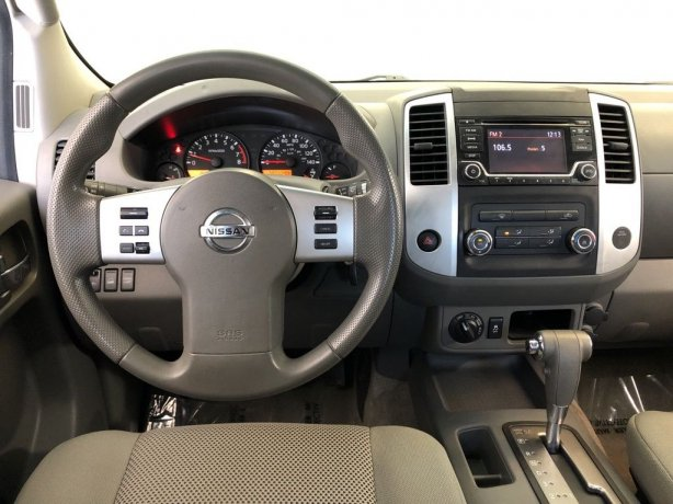 2015 Nissan Frontier for sale Houston TX
