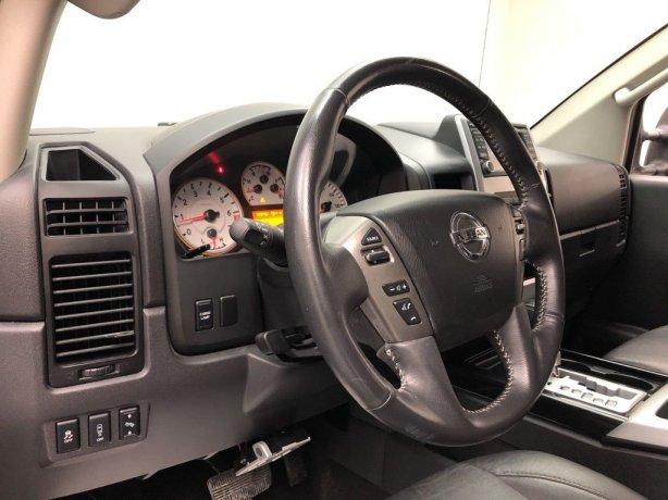 2015 Nissan Titan for sale Houston TX